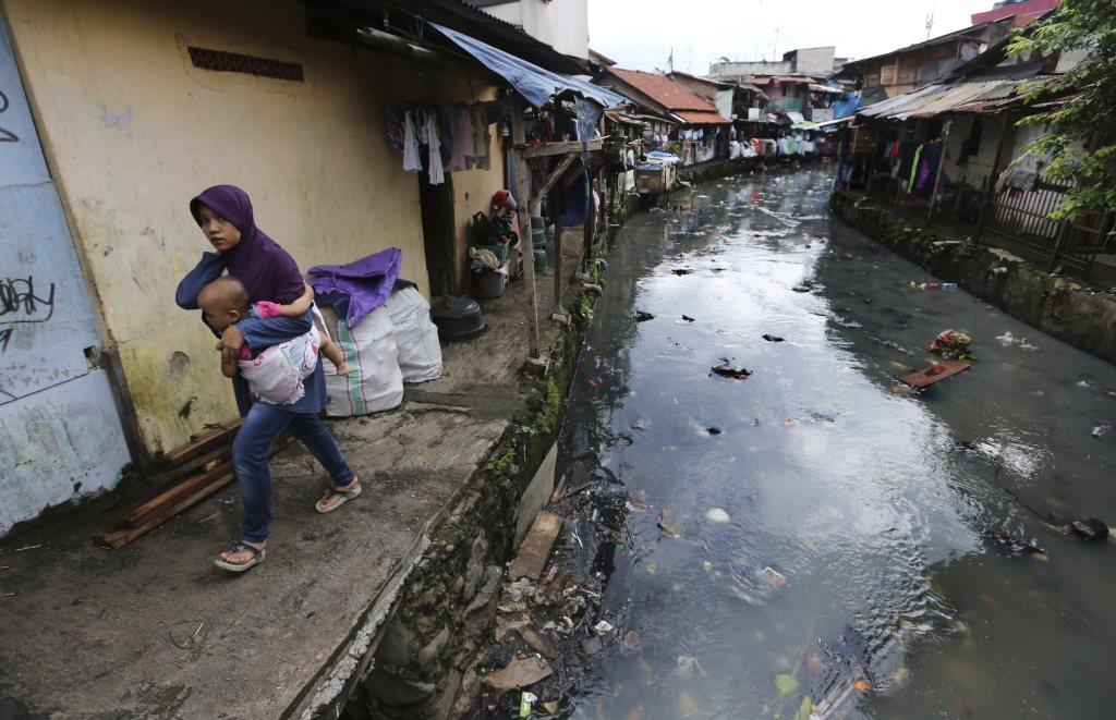 世界衛生組織13日警告,全球將近20億人口正在使用遭排泄物汙染的水源,呼籲各國改...