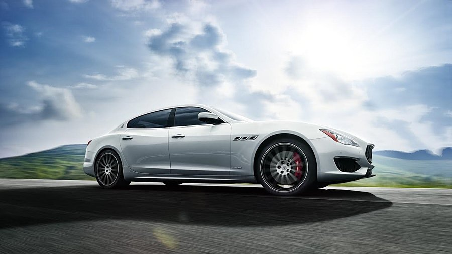 2018年式Maserati Quattroporte GranSport全車系...