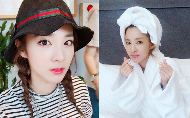 圖/Dara IG,Beauty美人圈提供