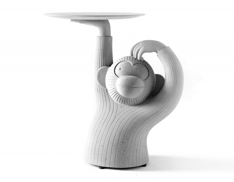 Gardenias – Monkey Side Table For BD Bar...