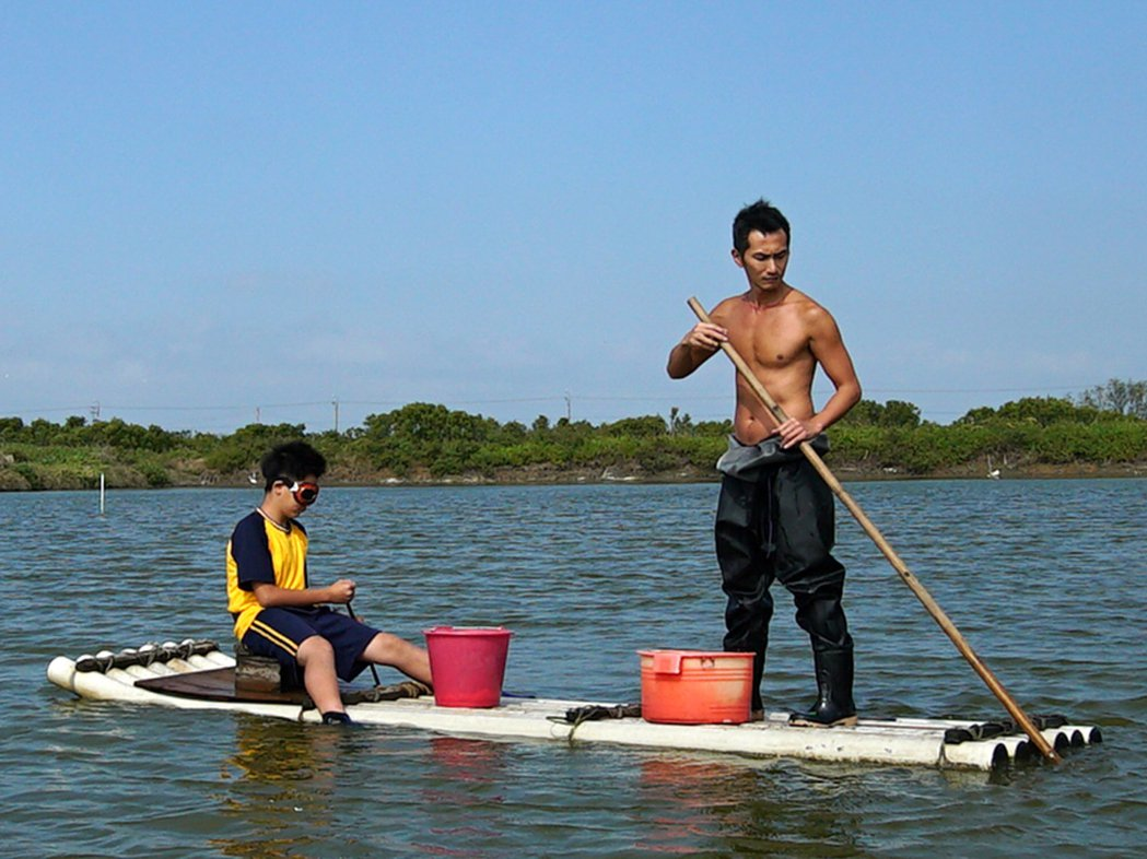 李辰翔演漁民。圖/客家台提供