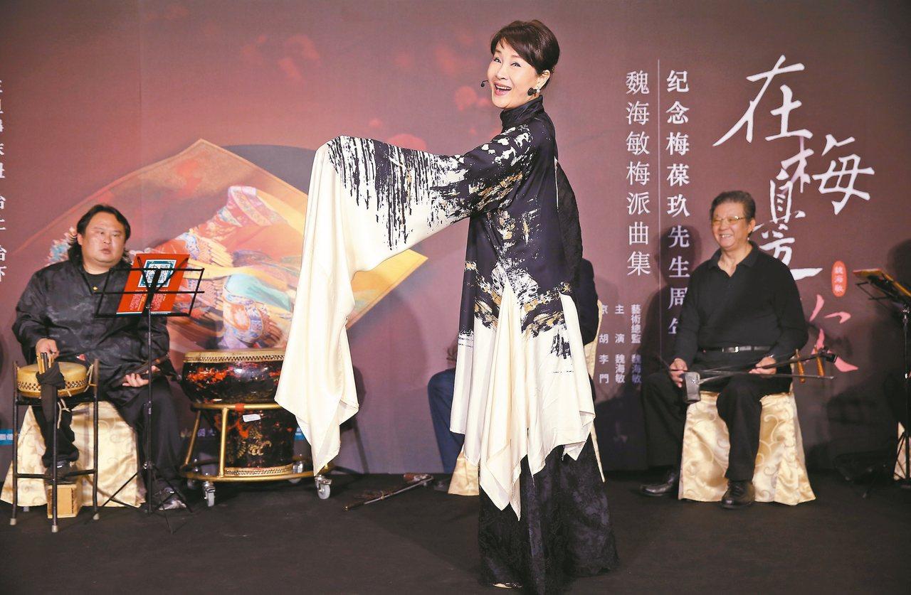 「現代人用西方方式生活,中國古代的審美觀、價值觀,必須藉戲劇跟現代人交流。」京劇...