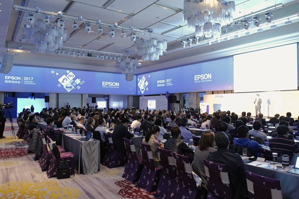 台灣愛普生今(14)日舉辦「Epson願景高峰會」,並邀請到上百名通路代表參與。...