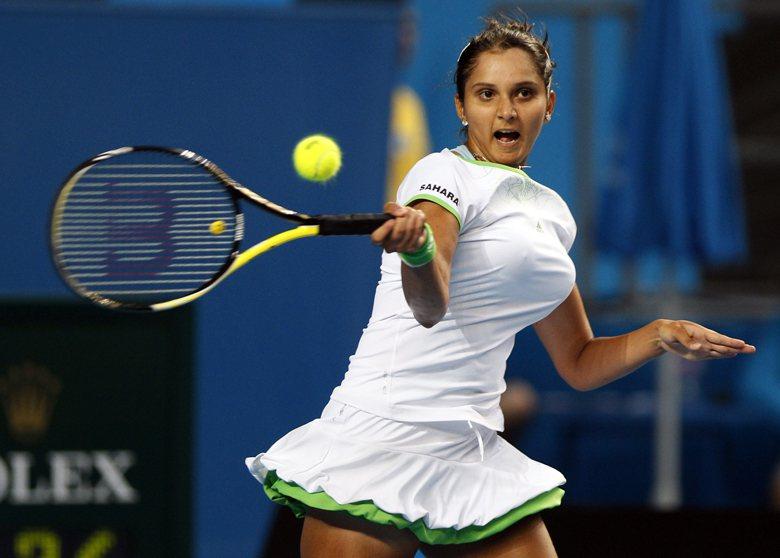 印度第一位國際級超級巨星的女子運動員,可以算是女子網球的米爾扎(Sania Mi...