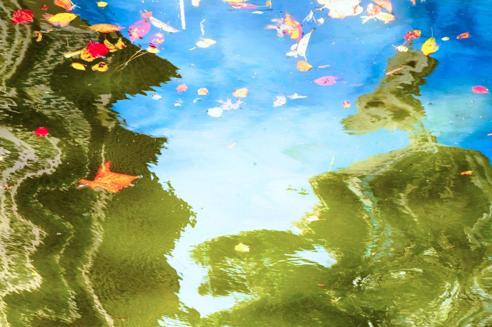 童話世界(奇景畫)。 圖/許昭彥提供