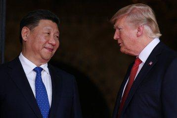 美國總統川普近日宣稱,在月初的川習會上,習近平向他表達朝鮮半島曾是「中國的一部份」,報導一出,引起軒然大波。 圖/路透社