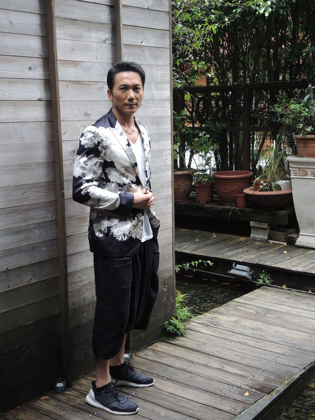 港星鄒兆龍出演過許多電影的大反派,最廣為人知的是「九品芝麻官」當中的常威。圖/齊...