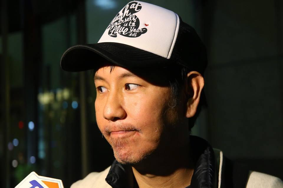 鄭開來對於中廣音樂網停播表示不捨。記者王騰毅/攝影