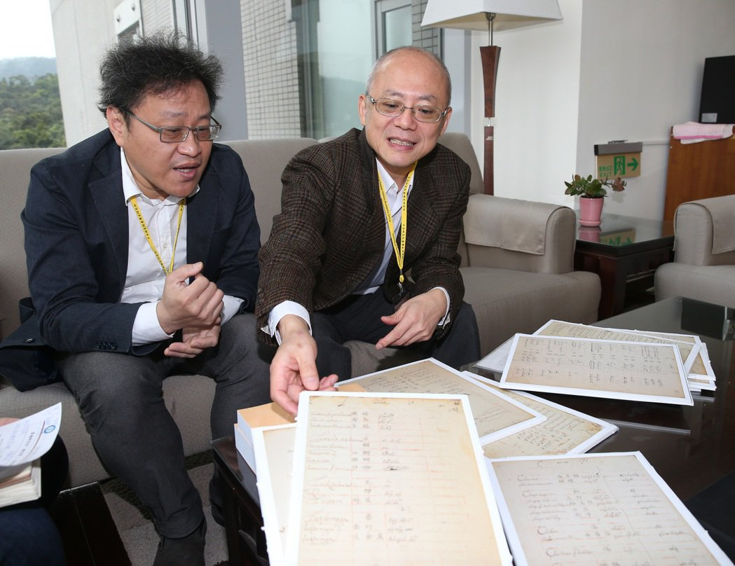 中央研究院台灣史研究所昨天舉辦「西班牙所藏臺灣與東亞史料數位化現況與展望國際研討...