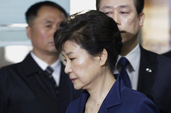 親信門落幕 韓檢17日起公訴朴槿惠