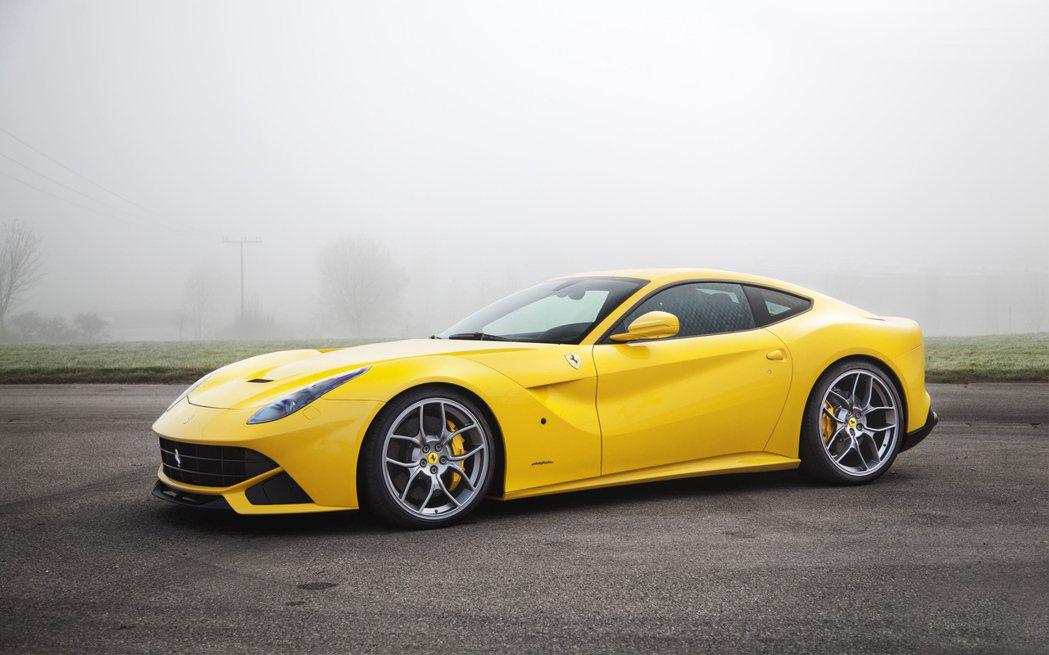 Ferrari F12 Berlinetta。圖/Ferrari提供