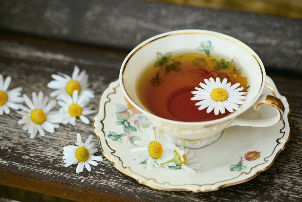 喝點花草茶