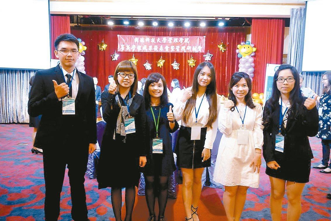 樹德科大菁英學程學生,畢業後幾乎都能上國立研究所。 記者王昭月/攝影