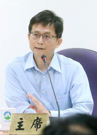 環保署副署長詹順貴說,這次修法不會馬上回到美國原型。 本報資料照片