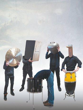 法國的史特拉斯堡打擊樂團,將來台演出挑戰大眾聽覺的作品《機械.鼓》。 圖/朱宗慶...
