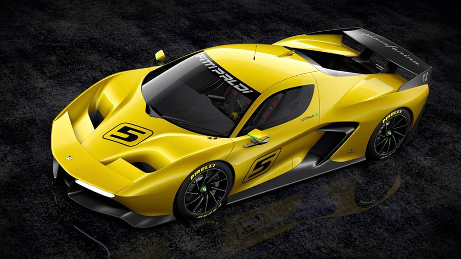 Fittipaldi Motors提供