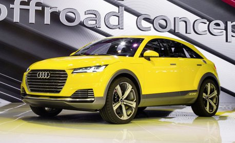 Audi Q4與Q8生力軍 生產線將移出德國
