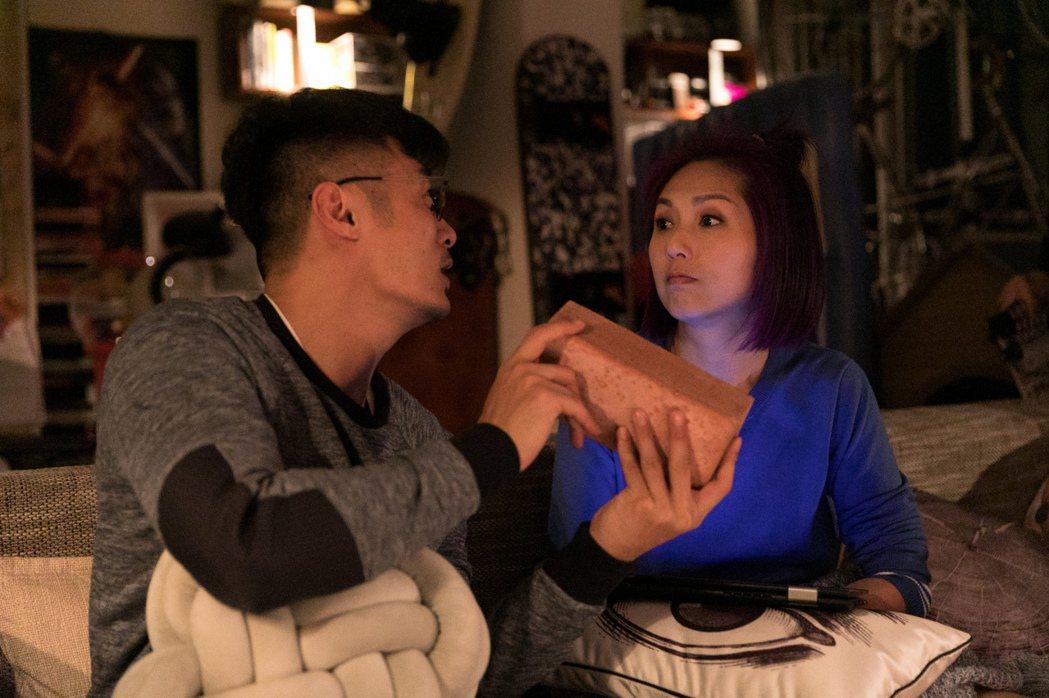 余文樂與楊千嬅在「春嬌救志明」中三度合作。圖/華映提供