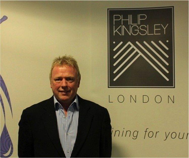 全球營運總監Chris Burridge。圖/PHILIP KINGSLEY提供