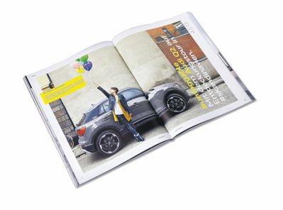 奧迪雜誌2006年3月號榮獲2016紅點獎。 紅點獎/提供