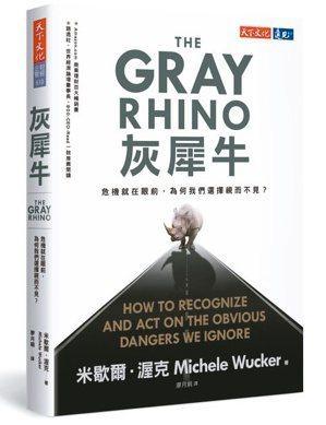《灰犀牛》,天下文化出版