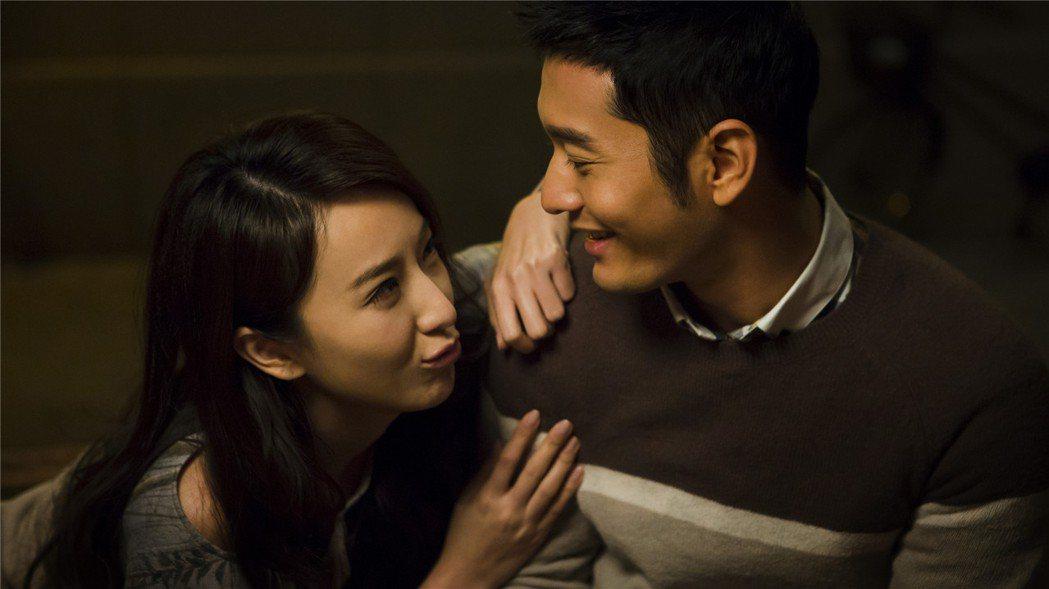 隋棠(左)在《撒嬌女人最好命》中演一個愛對男友撒嬌的女人。 圖/華聯國際提供