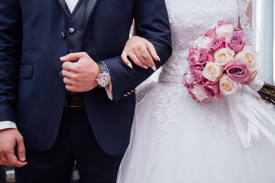 婚禮示意圖。圖片來源/ Alvin Mahmudov