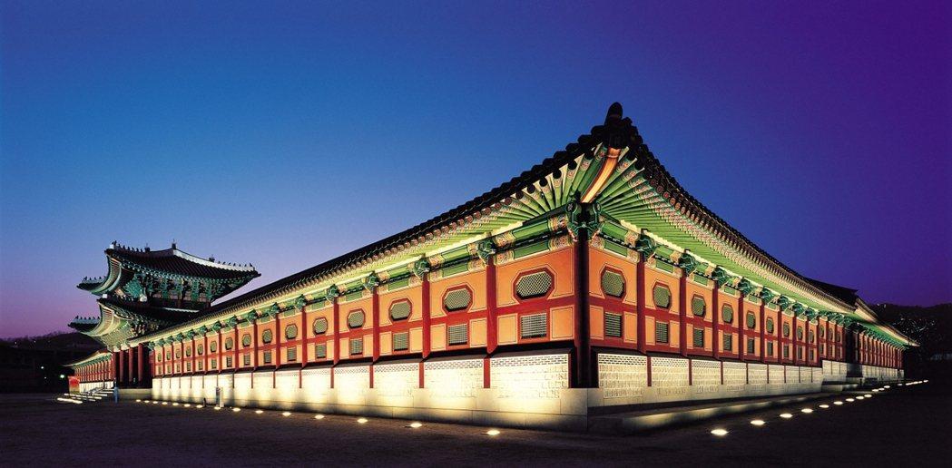 韓國景福宮。圖/韓國觀光公社提供
