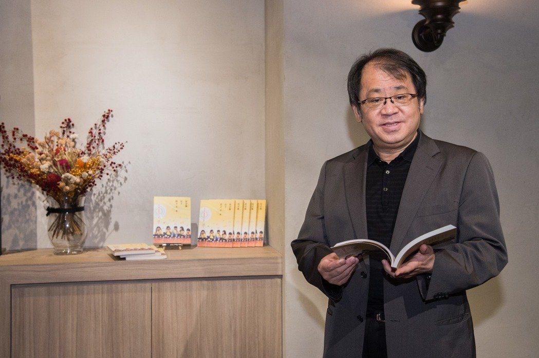 在問「國表藝的角色是什麼」之前,我們應該問為什麼要有國表藝?圖為國表藝現任董事長朱宗慶。 圖/聯合報系資料照