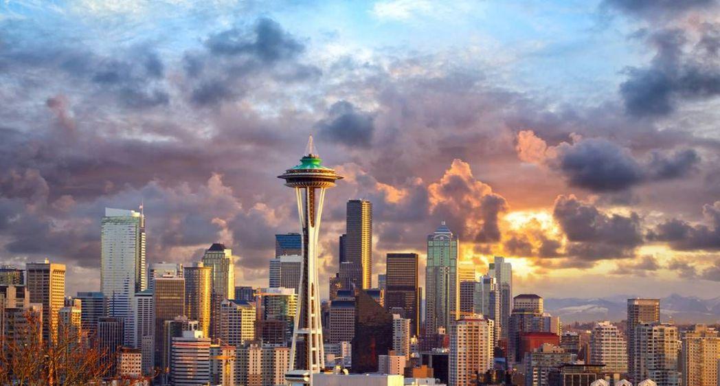 電商巨擘亞馬遜總部在西雅圖。 益立信海外房產/提供