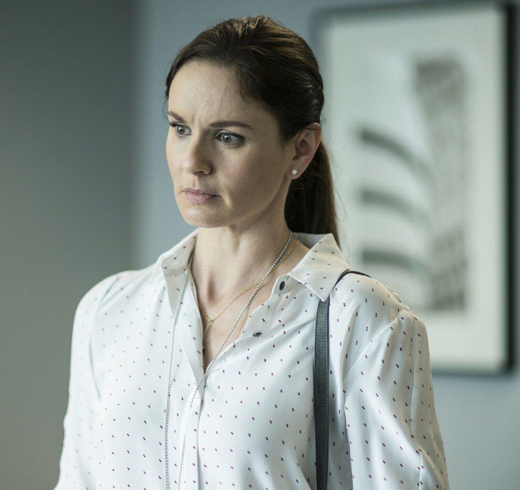 莎拉韋恩卡利斯回歸新一季「越獄風雲」。圖/摘自imdb