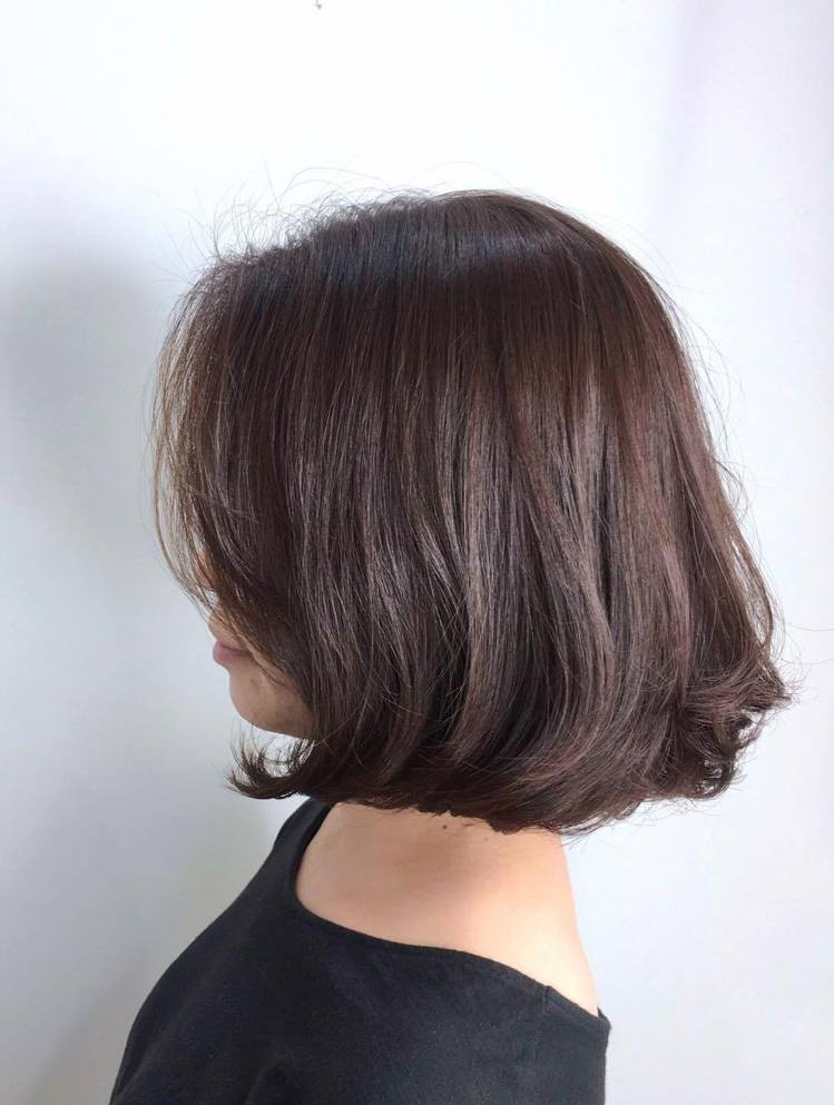髮型創作/ HAPPYHAIR嘉義興業店-Yuni Lee。圖/HairMap美...