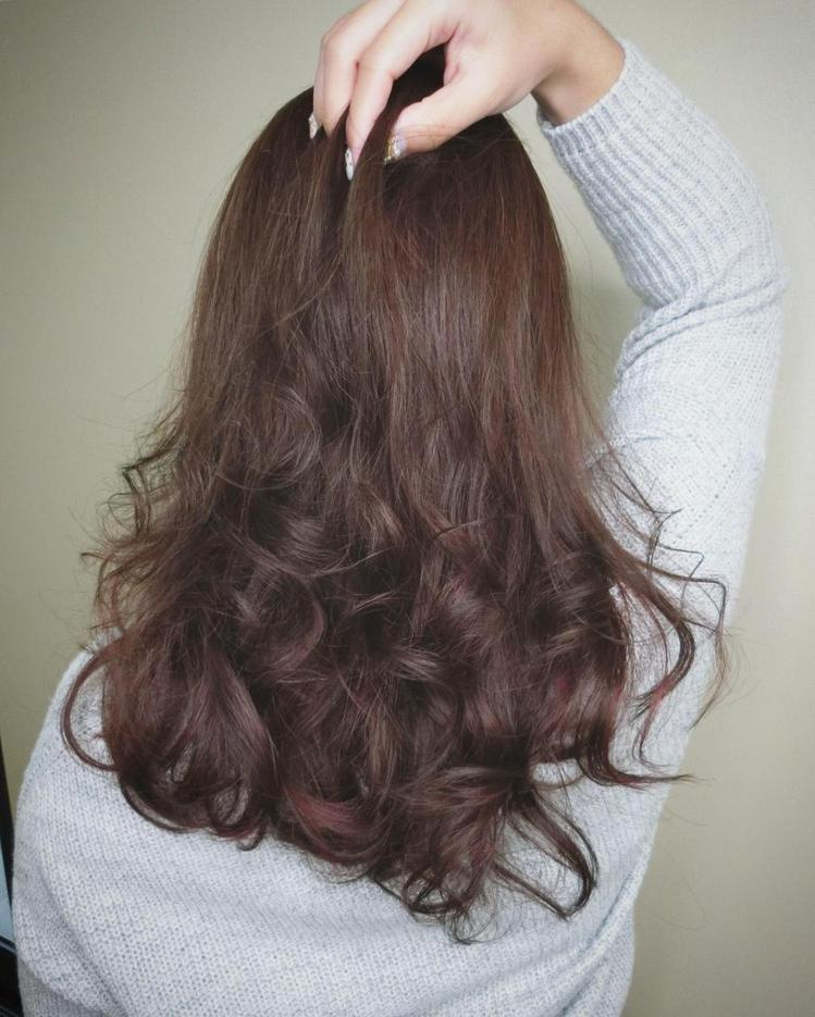 髮型創作/喬登全日式髮型連鎖旗艦店-coco。圖/HairMap美髮地圖提供