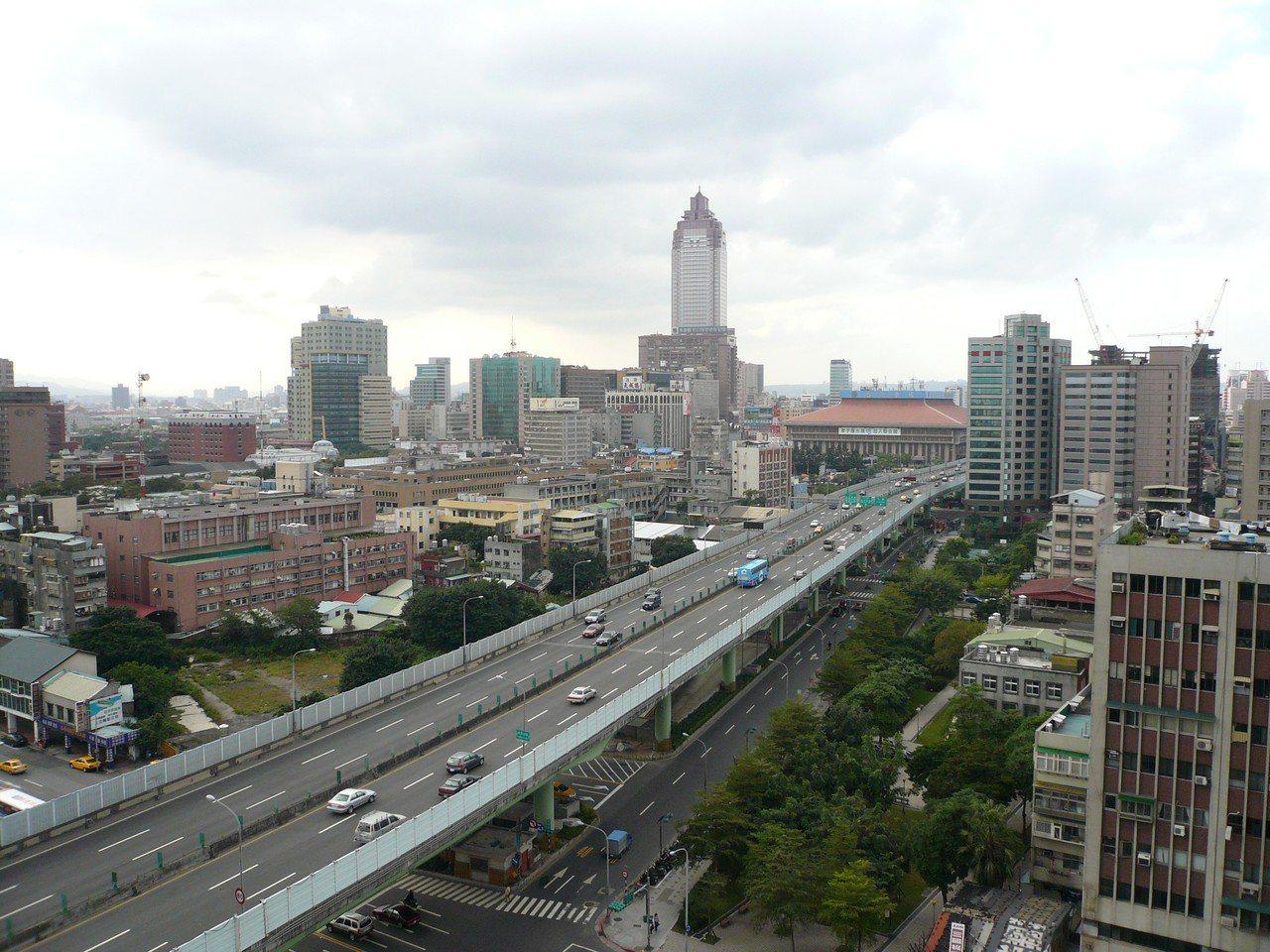 台灣房屋買賣將公設計入坪數。本報資料照