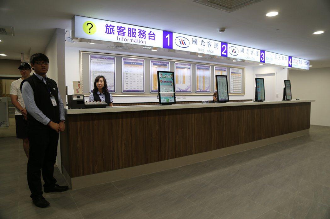 南港轉運站西站進駐7路線,每次超過700班次,方便民眾往返桃園、基隆及宜蘭。記者...