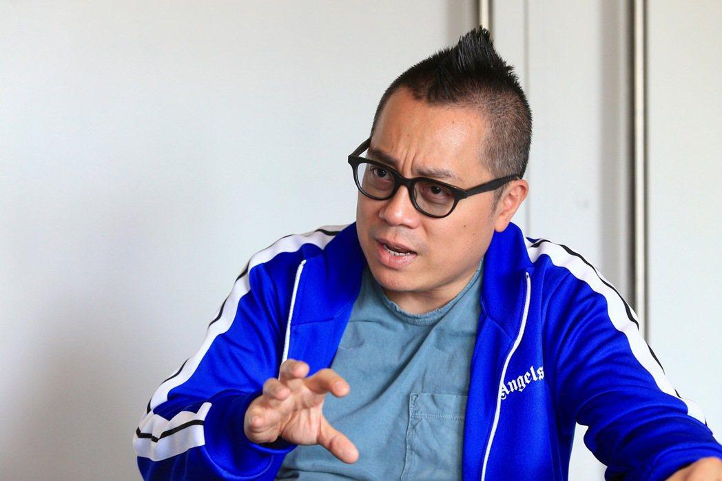 《春嬌救志明》彭浩翔導演專訪。記者林伯東/攝影