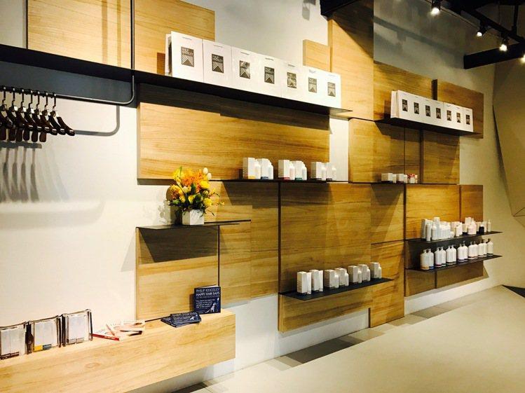 各系列產品將由歐娜國際引進台灣。圖/PHILIP KINGSLEY提供