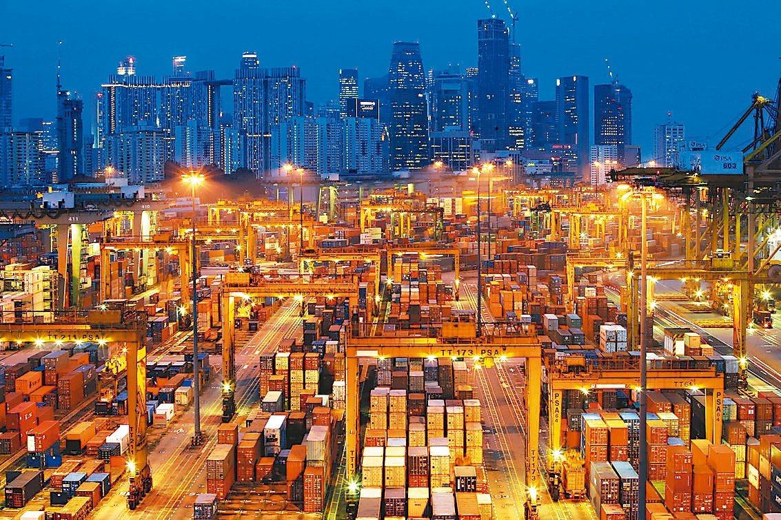 新加坡國際企業發展局公布3月非石油出口較去年同期成長16.5%,延續2月21.1...