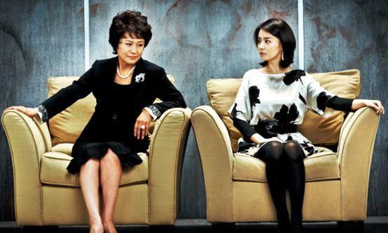 韓劇描述婆媳間的緊張關係/緯來戲劇/聯合報系資料照
