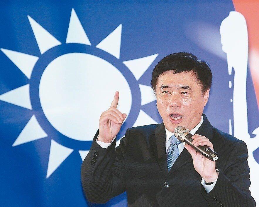 30位退將力挺,國民黨副主席郝龍斌成立中興後援會。