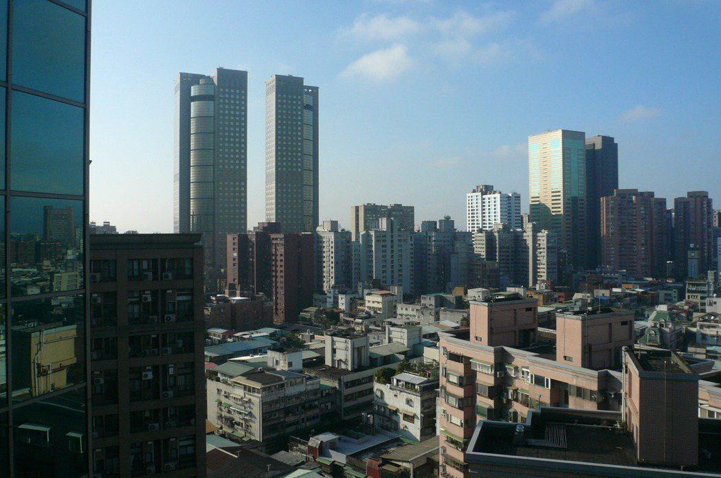 台北市房子超難賣,平均去化天數要129天。記者游智文/攝影