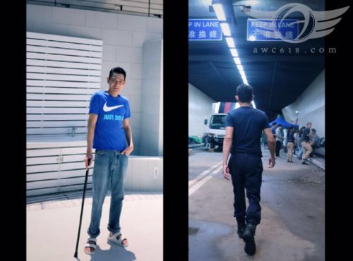 劉德華在官網公開新照。圖/摘自華仔天地