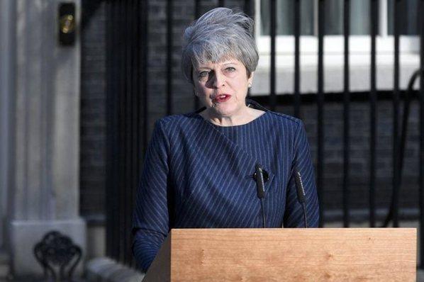 梅伊提前大選 歐盟主席:希區考克手法