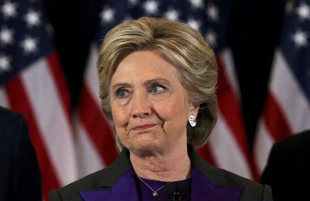 美國輿論研究協會研究指出,民主黨候選人希拉蕊.柯林頓去年大選中因過分自信而失敗。...