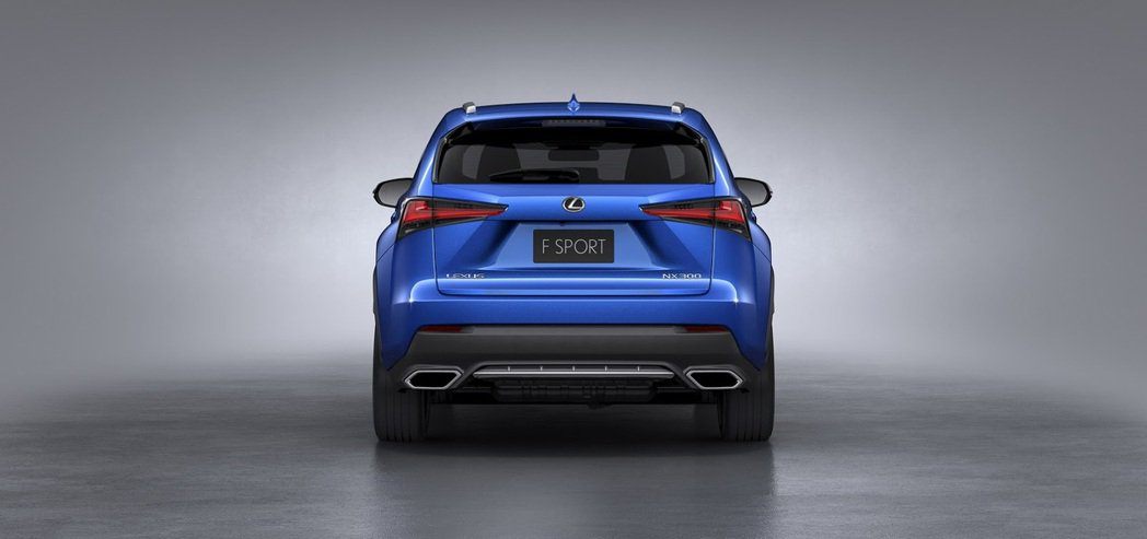 2018 Lexus NX上海亮相 更帥更殺