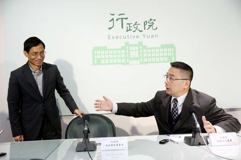 3月時林萬億政委拋出另立基金的想法,進入考試院後也被正式提案討論。後來,出考試院...