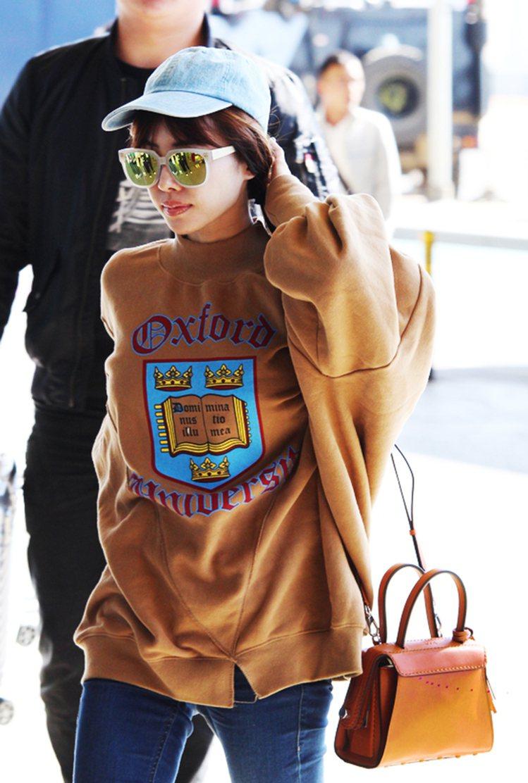 蔡依林選擇TOD'S Twist Bag,輕鬆駕馭街頭潮流風格。圖/TOD'S提...