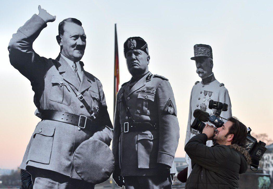 表達自我意見且不受迫害的自由,你願意以多少價碼賣給一位獨裁者? 圖/美聯社