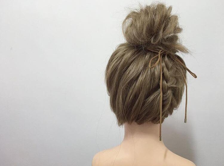 髮型創作/白舍White House-Elaine。圖/HairMap美髮地圖提...