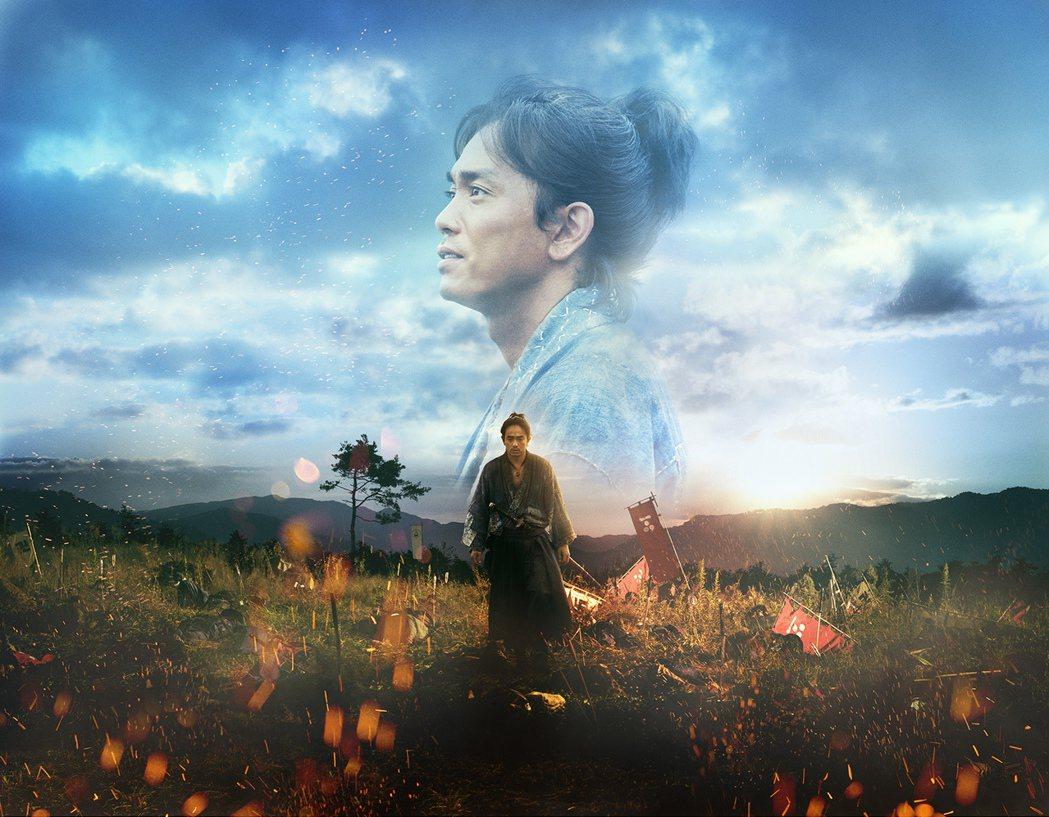 新片「鑪場武士」選擇在台灣舉行國際首映。圖/牽猴子提供